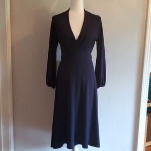 Moda International V Neck Dress